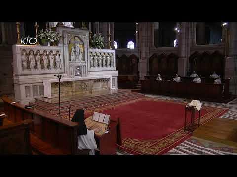Prière du Milieu du jour du 21 mai 2021 des Bénédictines du Sacré-Coeur de Montmartre