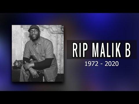 Rip Malik B Tribute Rapper Malik B Family