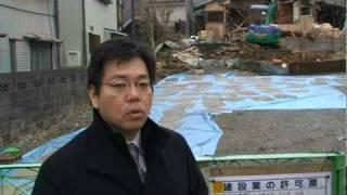 おだかつひさ「稗原小学校横の解体工事でアスベストの疑い」20110220