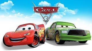 AUTA 3 Cały Film POLSKI ODCINEK GAME Zygzak McQueen Marek Marucha Cars 3 #Disney Pixar Movie Games