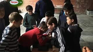 В Гагрском республиканском реабилитационном центре прошло культурно спортивное мероприятие