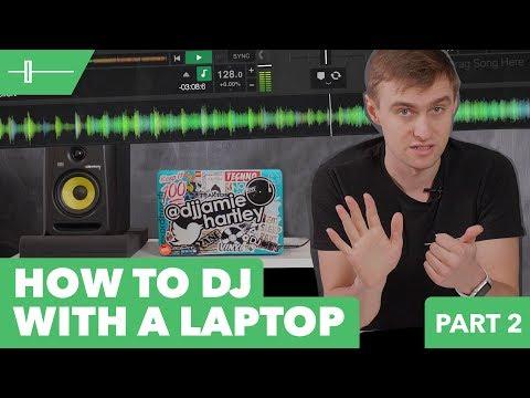 Beginner DJ Lessons - Phrasing Tutorial & Basic Mixing for DJs [Part 2/5]