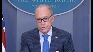 June 6, 2018  White House Press Briefing - Full Event