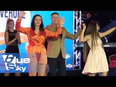 Ardian  Jaku - Me shaka ja nis dashnia ( Official video 4K ) Hite Verore 2019