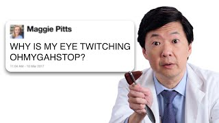 Ken Jeong Answers Medical Questions From Twitter | WIRED