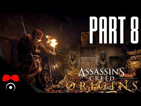 LOVECKÁ SEZÓNA! | Assassin's Creed: Origins #8
