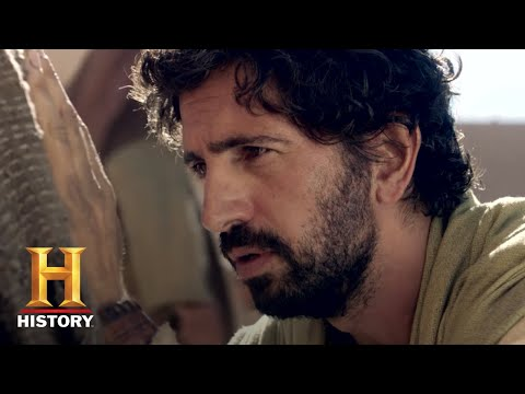 Video trailer för Jesus: His Life Trailer   Premieres March 25th 8/7c   HISTORY