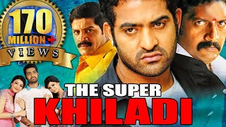 The Super Khiladi (Brindavanam) Telugu Hindi Dubbed Full Movie | Jr NTR, Kajal Aggarwal, Samantha - Download this Video in MP3, M4A, WEBM, MP4, 3GP