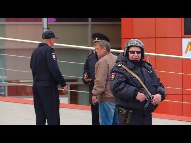 Атака на торговые центры