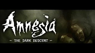 Amnesia: The Dark Descent Let's Play [RUS] №1 Дорога из капель крови