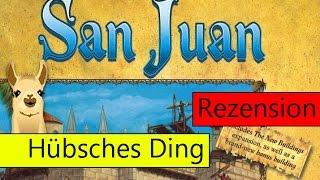 San Juan (Kartenspiel) / Neuauflage 2015 / Rezension & Anleitung / SpieLama