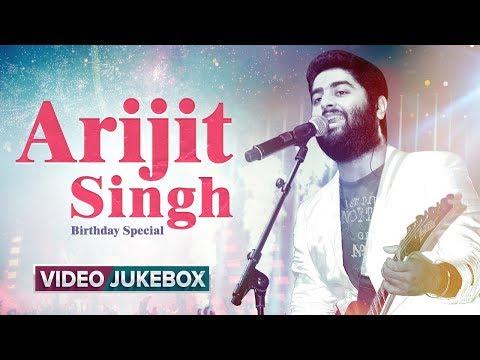 Happy Birthday Arijit Singh | Best Of Arijit Singh | Romantic Bollywood Songs | Eros Now
