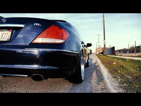 Eduardo's Stanced Acura RL | DMP Chicago