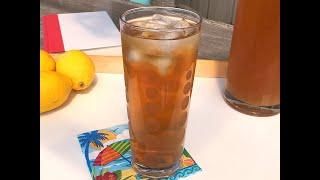 Lemon Iced Tea Recipe • Classic Summer Beverage! – Episode #441