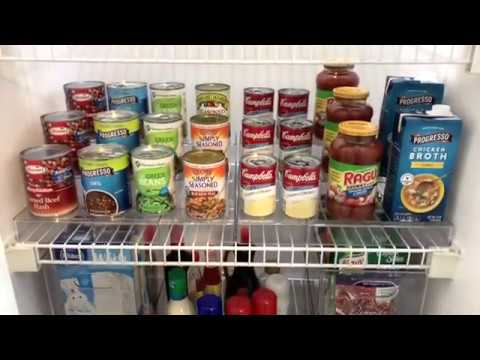 How To Organize Your Pantry amp Fridge w The Home Edit by iDesign Collection - by Denise Cooper