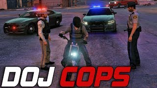 Dept. of Justice Cops #226 - Head Start (Criminal)