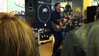 """Love Without Fear"" Dan Wilson live @Electric Fetus (Mpls, MN)"