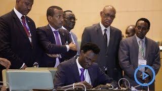 South Sudan warring parties ink new ceasefire - VIDEO