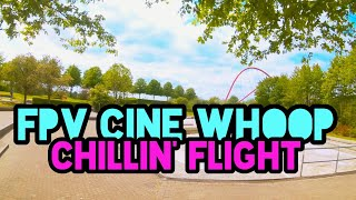 FPV Drone Freestyle - CiNe WhOoP chillin' flight // HD