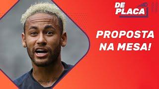 Barcelona Faz Proposta Por Neymar Ao PSG E Gremio X Palmeiras   De Placa (20082019)
