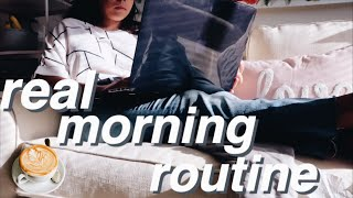 School Fall Morning Routine 2018! 6 Am In College