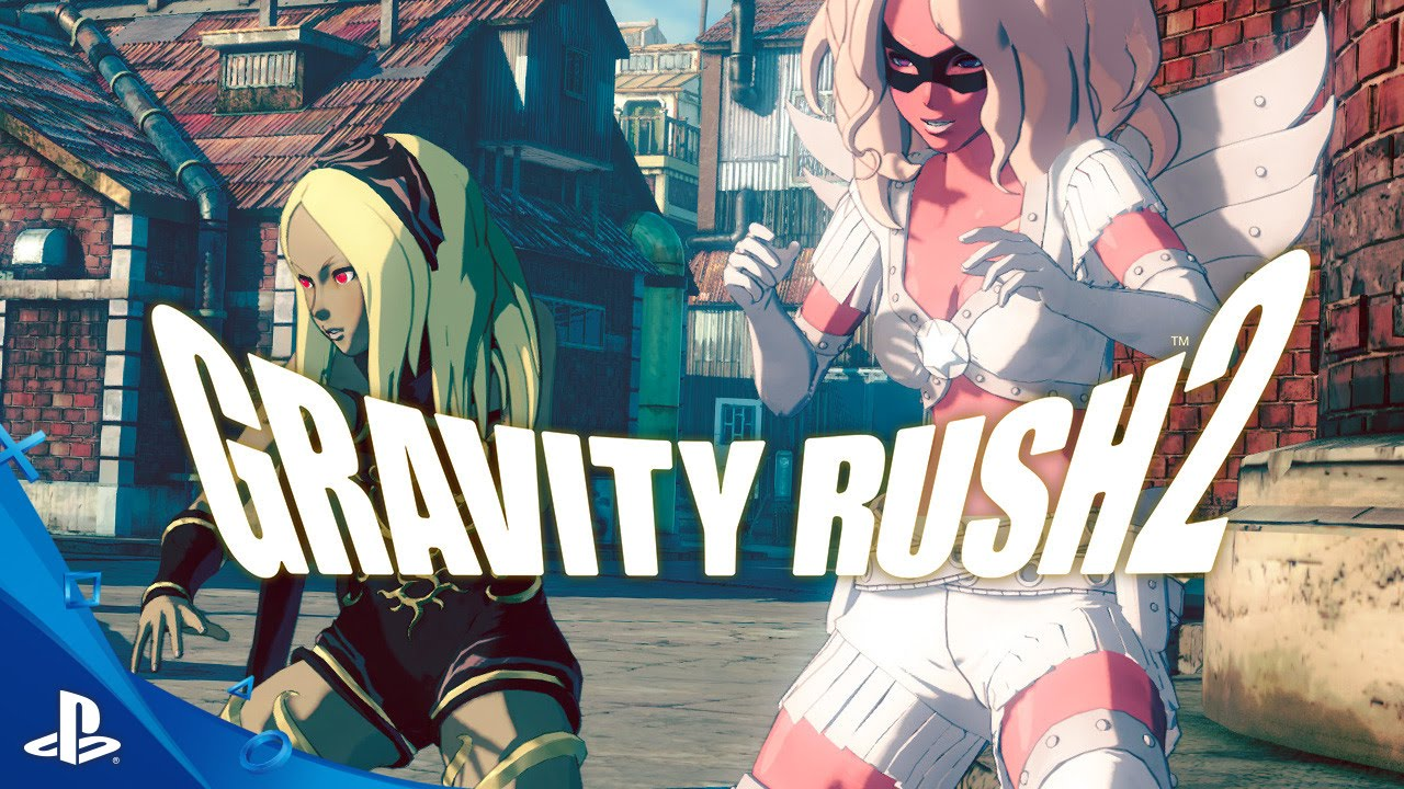Gravity Rush 2 Drops Onto PS4 December 2