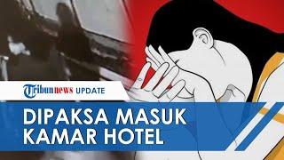 Video Detik-detik Sopir Taksi Online di Medan Rudapaksa Remaja, Korban Digiring ke Kamar Hotel