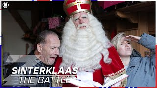 WIE HEEFT HET PAARD VAN SINTERKLAAS GESTOLEN?!   ZAPPSPORT THE BATTLE