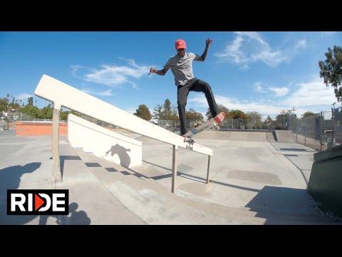 Garvanza Skatepark Check with Johnny Jones