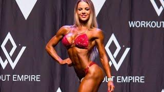 Bikini Fitness  -172cm Nordic Championship 2016 I- walk and comparisons Final