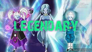 [AMV] Skillet Legendary Dragon Ball Heroes