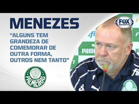 PÓS-JOGO: PALMEIRAS 1 X 2 GRÊMIO - Flamengo é campeão Brasileiro - Mano Menezes fala ao vivo