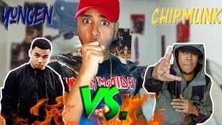 Chipmunk VS Yungen | American Listens To UK Grime Beef #1 (Beef Diss Tracks Reaction) @ChriisSky