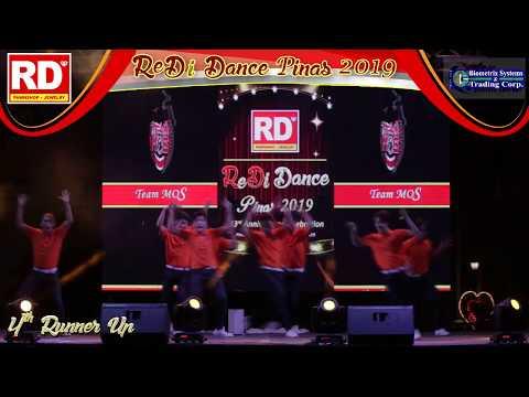 ReDi Dance Pinas 2019 Fifth Placer: TEAM MOS