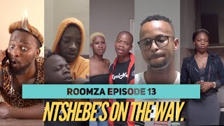 """13th episode of Roomza The Web Series called """"Ntshebe's On The Way""""  ROOMZA (ˈpronounced as rum-za) n. a person with whom one shares a room or lodging  written and directed by Skits By Sphe special thanks to derby res. Featuring Leon Gumede, Cuan Hlongwane, Sinethemba Cele, Khumbulani Mbhele and Spha Nxumalo  shot by Thubelense  14th  episode dropping soon. PLEASE SUBSCRIBE FOR MORE CONTENT .follow me on social media platforms ; INSTAGRAM - www.instagram/skitsbysphe TWITTER- www.twitter.com/@skitsbysphe FACEBOOOK- www.facebook.com/@skitsbysphe"""