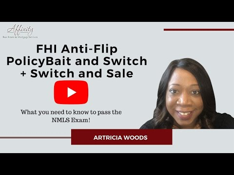 Passing the NMLS Exam - Bait and Switch + Switch and Sale ...