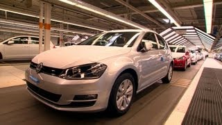 Volkswagen Golf Üretim Fabrikası