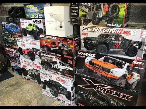Epic RC Truck Collection 2018