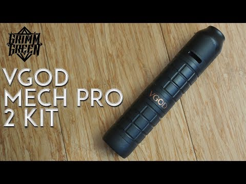 VGOD Mech Pro 2 KIT ~ Review ~ Build ~ Clouds