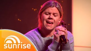 Conrad Sewell Performs 'Life' Live | Sunrise