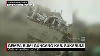 Live streaming 24 jam: https://www.cnnindonesia.com/tv  Gempa bumi berkekuatan magnitudo 5,0 mengguncang Kabupaten Sukabumi. Getaran gempa terasa kuat hingga ke Bogor dan Jakarta. BMKG menyatakan gempa tersebut tak berpotensi tsunami.  Ikuti berita terbaru di tahun 2020 dengan kemasan internasional berbahasa Indonesia, dan jangan ketinggalan breaking news dengan berita terakhir dan live report CNN Indonesia di https://www.cnnindonesia.com/tv dan channel CNN Indonesia di Transvision.    CNN Indonesia tergabung dalam grup Transmedia. Dalam Transmedia, tergabung juga Trans TV, Trans7, Detikcom, Transvision, CNN Indonesia.com dan CNBC Indonesia.   Follow & Mention Twitter kami: @myTranstweet @cnniddaily @cnnidconnected  @cnnidinsight  @cnnindonesia   Like & Follow Facebook: CNN Indonesia  Follow IG:  cnnindonesiatv