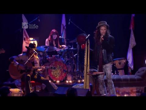 Steven Tyler (Aerosmith) & The Loving Mary Band