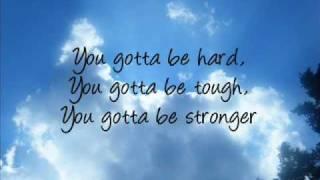 Des'ree - You Gotta Be |Lyrics|