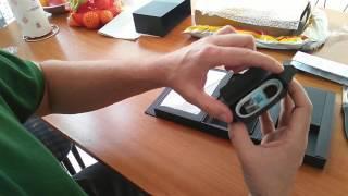 Xiaomi Mi Mix unboxing, kicsomagolás