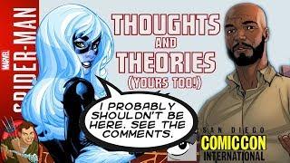 Spider-Man PS4 SDCC Trailer Analysis - Black Cat? Miles Morales