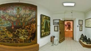 Виртуальный тур музея.Видео 360