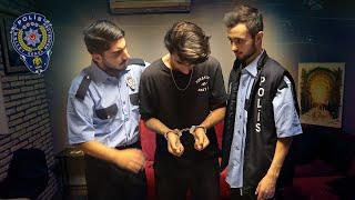 POLİSLER EVİMİ BASTI !! (Hapise Girebilirim)