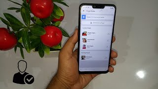 How to add admin on facebook Page on Mobile