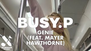 Busy P - Genie feat. Mayer Hawthorne (Official Video)