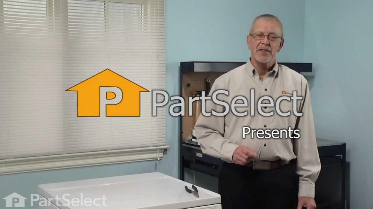 Replacing your Frigidaire Dryer Rotary Knob